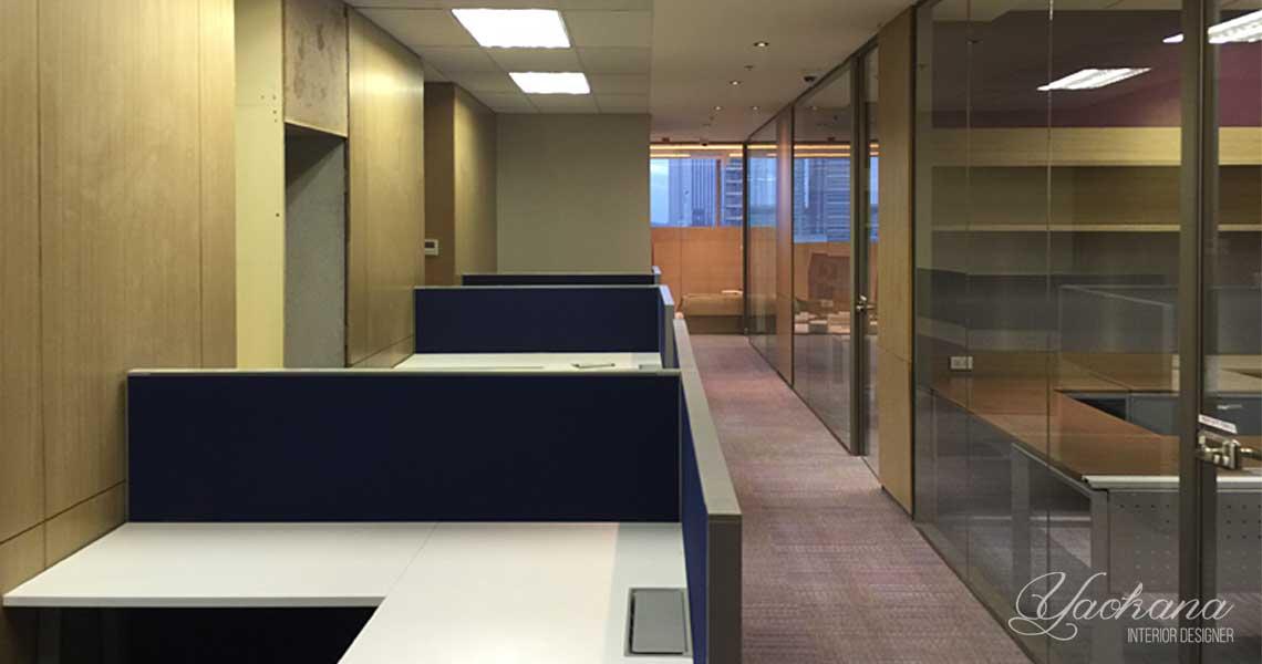 Secretary area